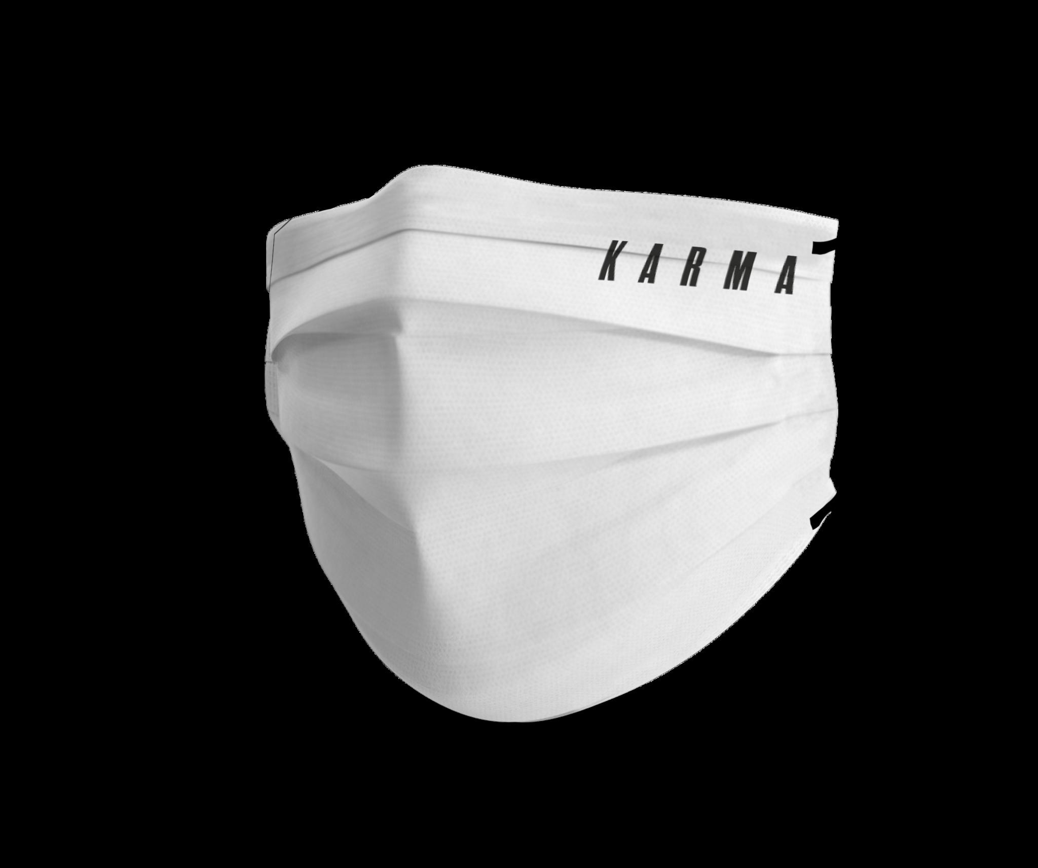 Topfanz Mondmasker trendy karma white