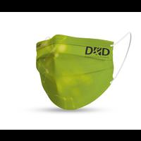 Topfanz D&D mondmasker