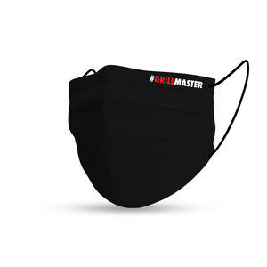 Mondmasker grillmaster black