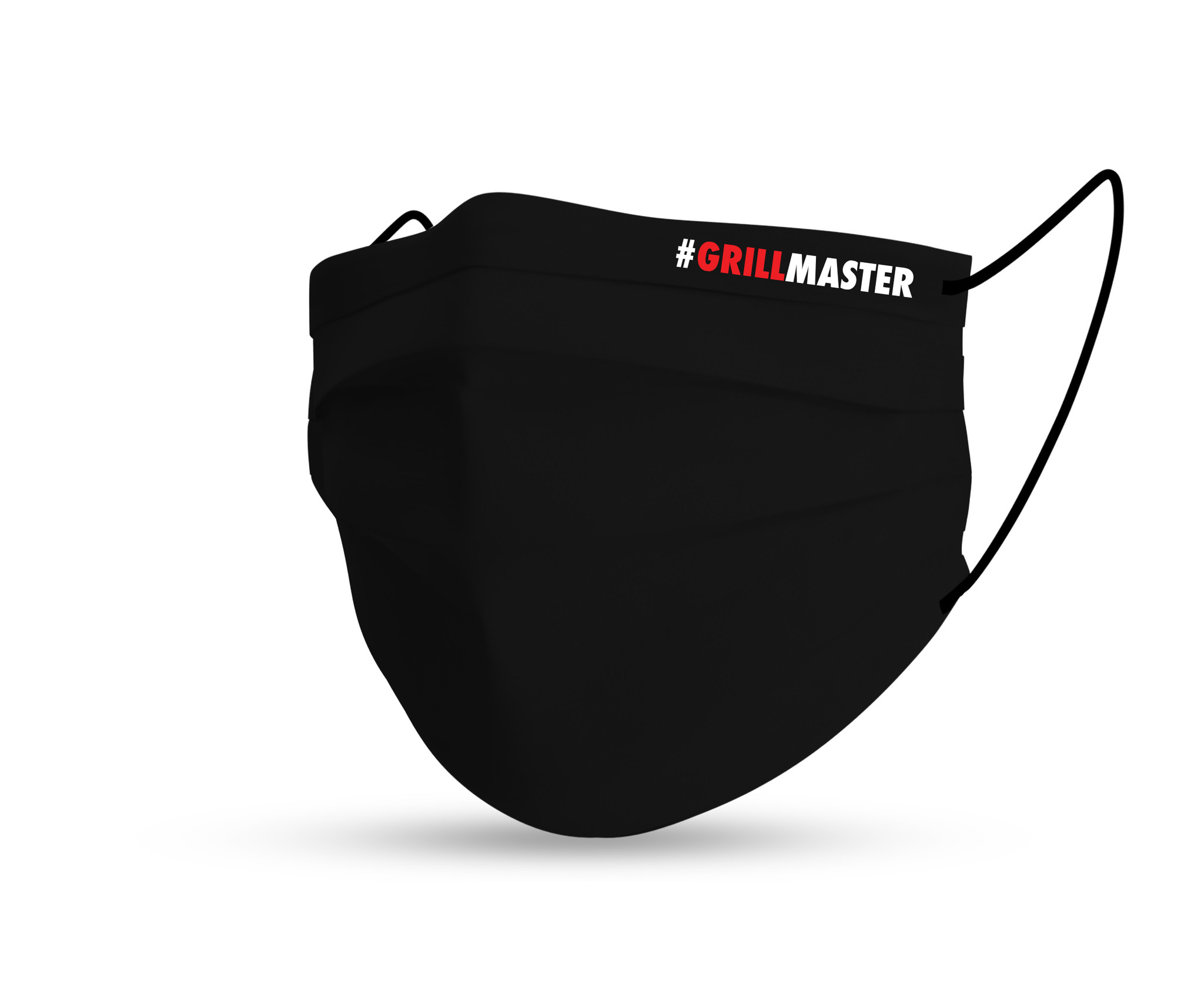 Topfanz Face mask grillmaster black