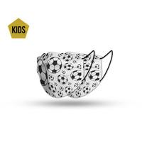 Topfanz Face mask kids football set (2x)