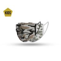 Topfanz Face mask kids camo set (2x)