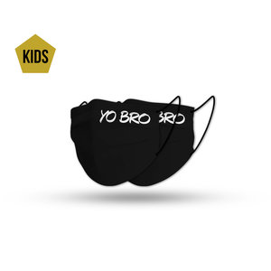 Mondmasker kids bro set (2x)