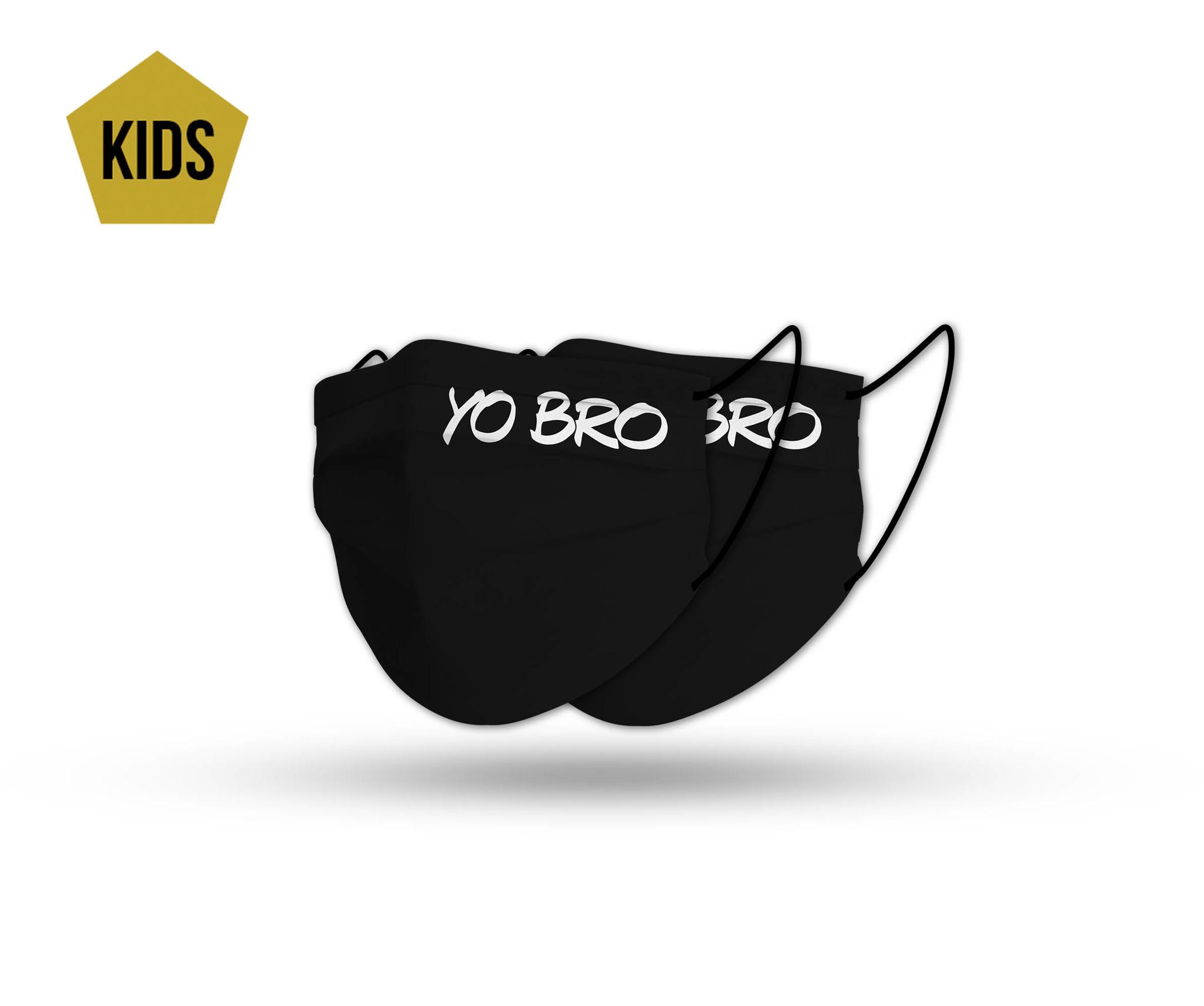 Topfanz Mondmasker kids bro set (2x)