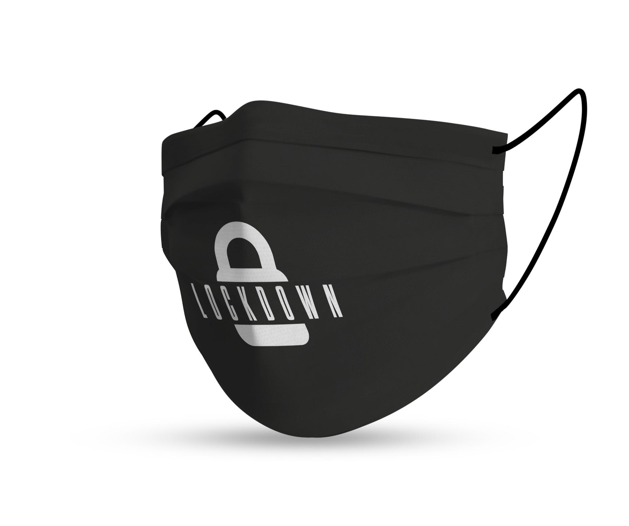 Topfanz Mondmasker Lockdown