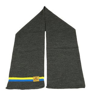 Business sjaal grijs