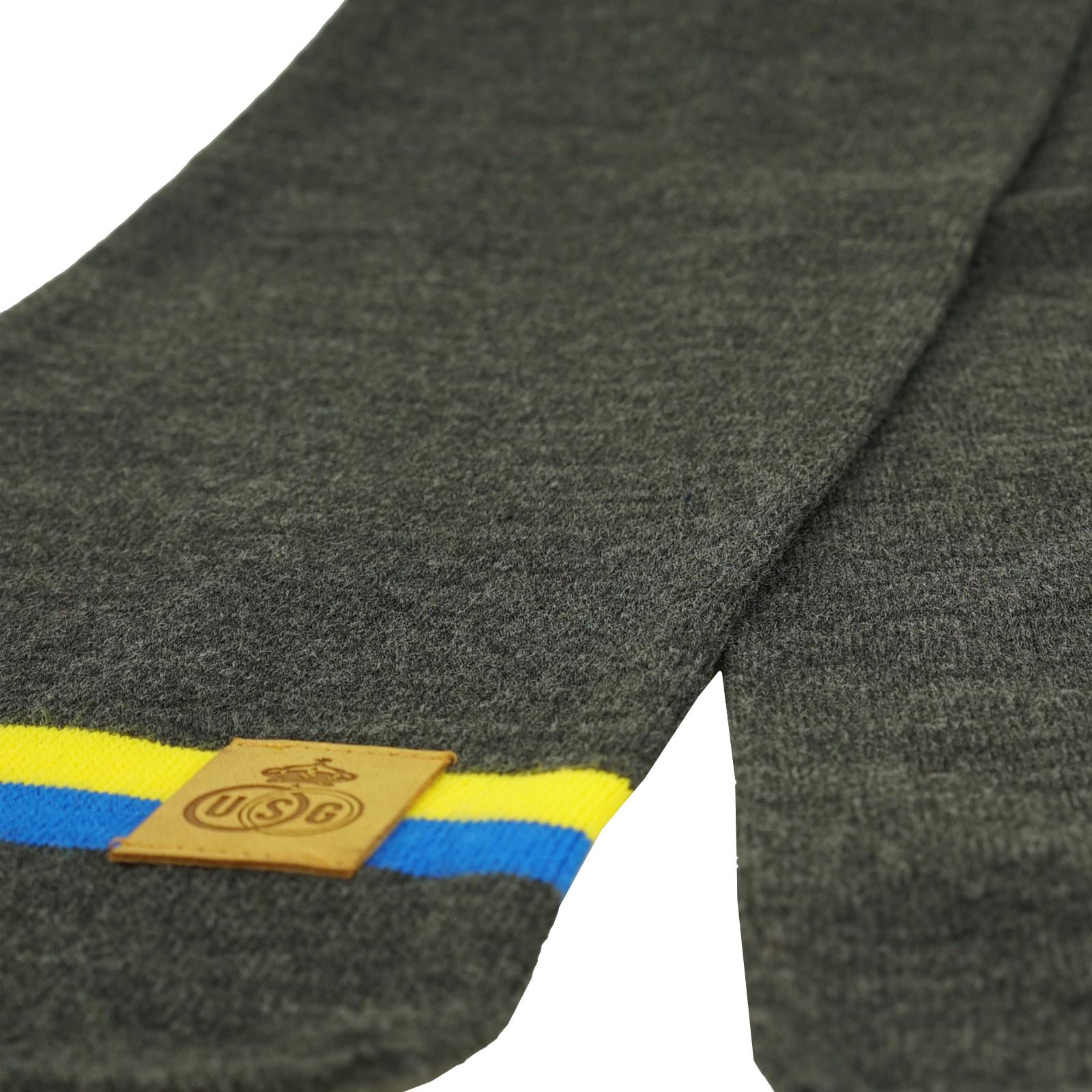 Topfanz Business sjaal grijs