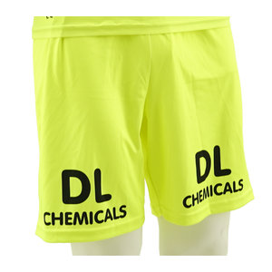 Short fluo yellow