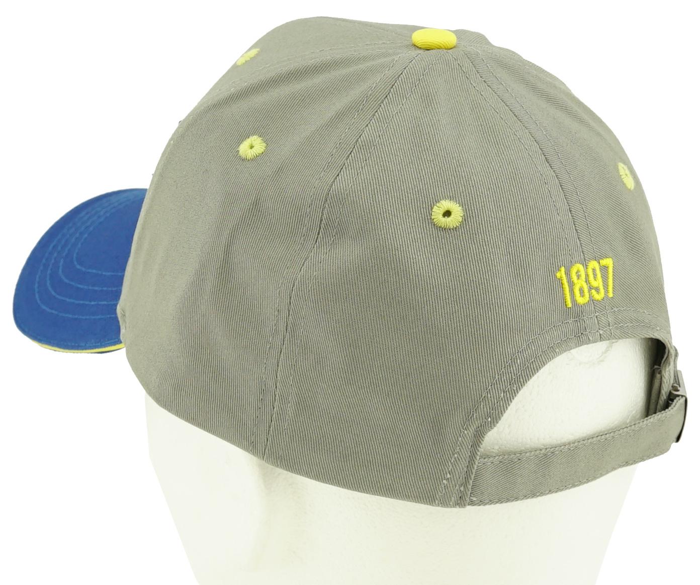 Topfanz Cap grey/blue RUSG X 1897 - Union