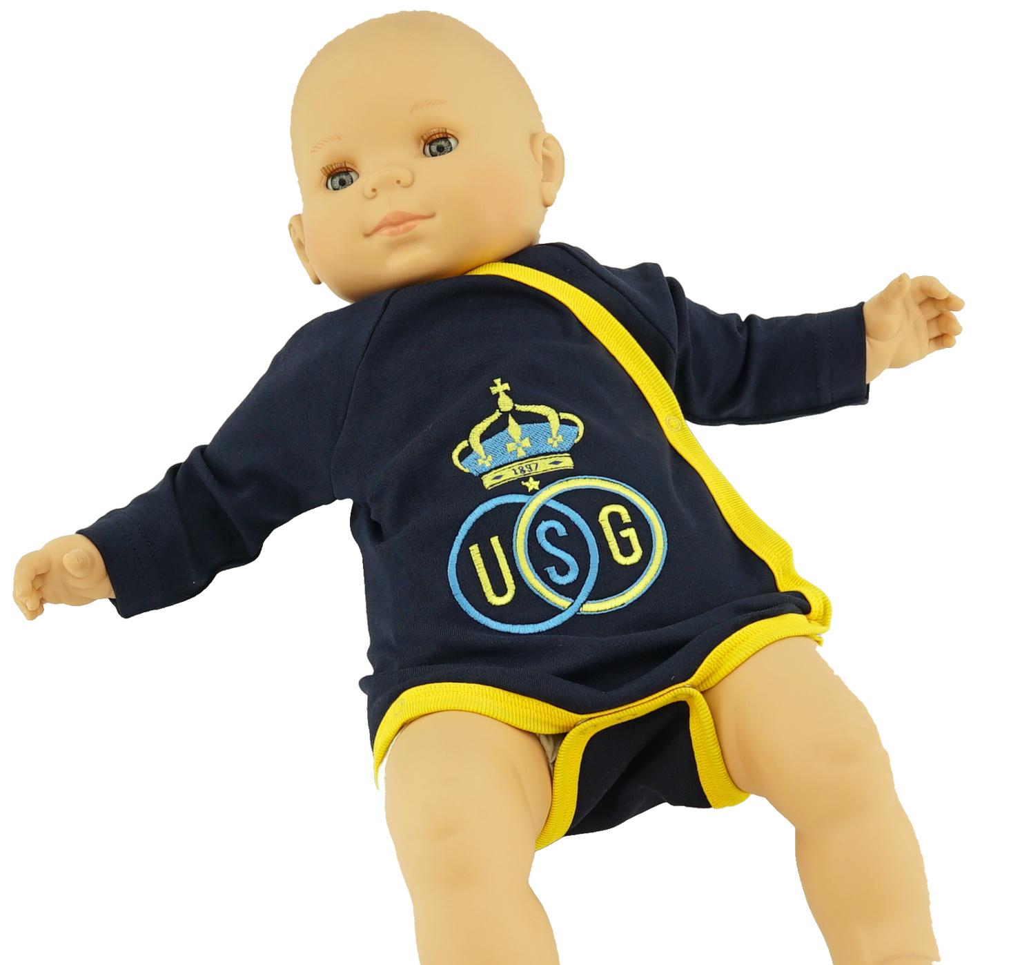 Topfanz Baby body logo