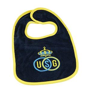 Baby bib logo