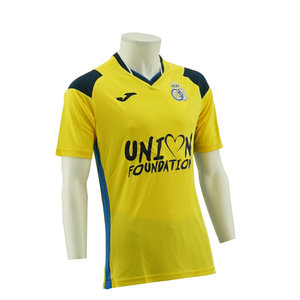 Shirt Union Saint-Gilloise Yellow - 2019-2020 kids