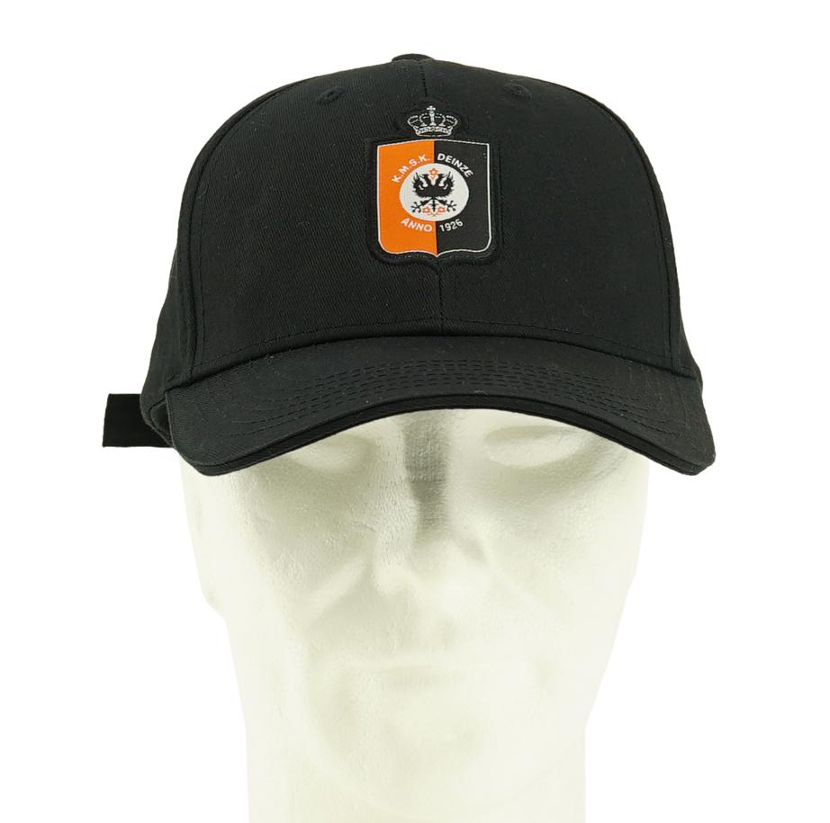 Topfanz Zwarte pet logo  KMSK Deinze