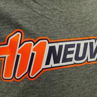 Topfanz T-shirt TN11 Grijs - Kids