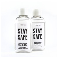 Topfanz Duopack alcoholgel - Stay Safe