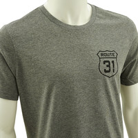 Topfanz T-shirt grey Route 31 - KV Oostende