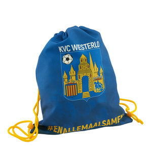 Swimming bag picture and logo