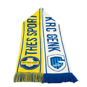 Cup scarf 1/16 finale Thes Sport - KRC Genk