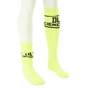 Sock Fluo yellow 20/21