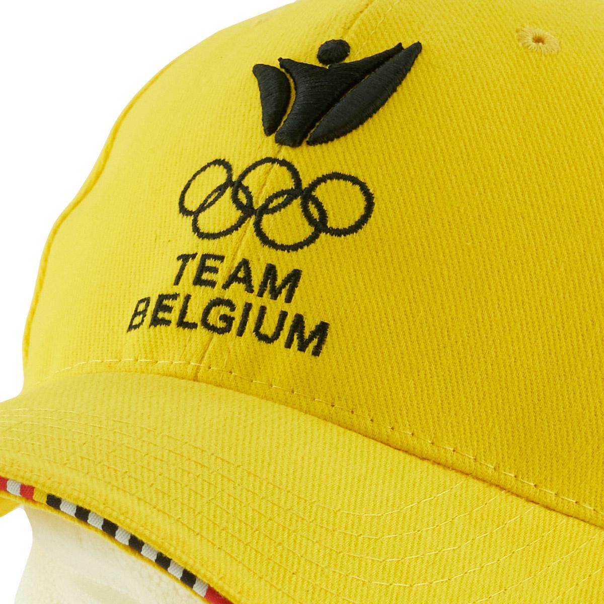 Casquette Team Belgium