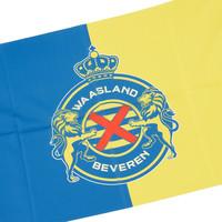 Vlag Blauw Geel Logo