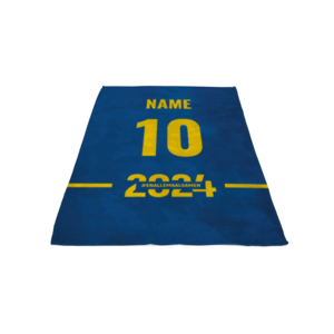Fleece deken 2024