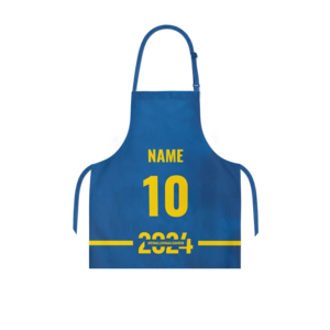 Personalised  kitchen apron  - 2024