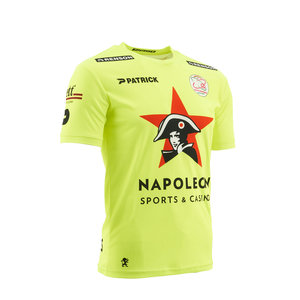 Shirt fluo yellow