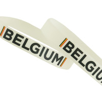 "Wristband ""Belgium"""