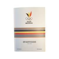 Team Belgium Boek - Onze Olympische Helden 1920-2020 (NL/FR)