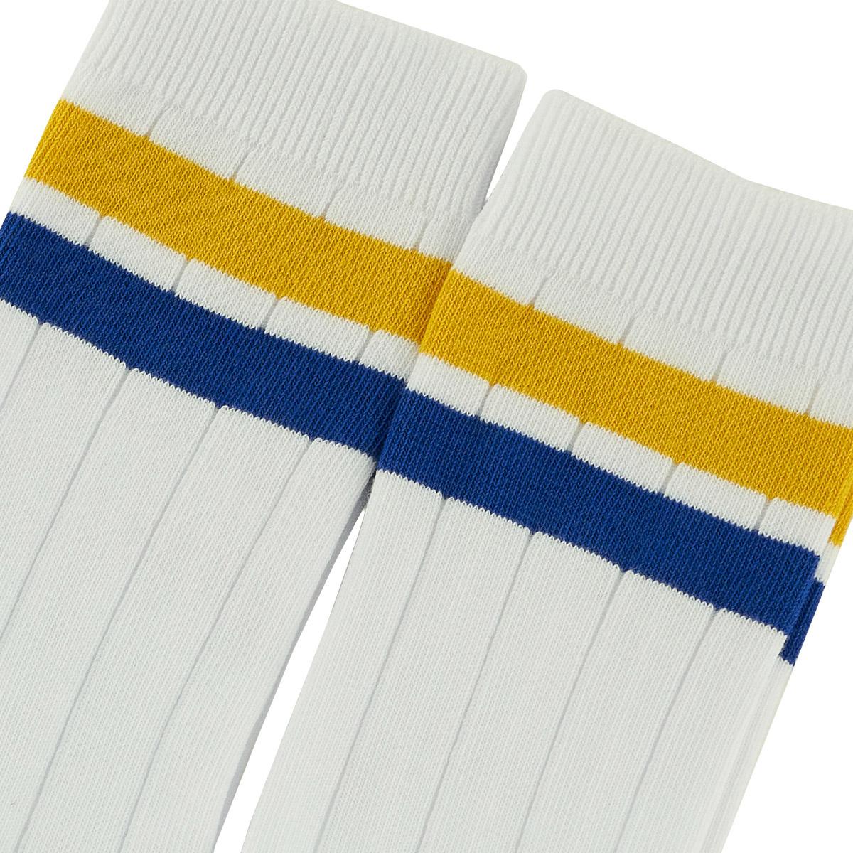 Topfanz Chaussettes blanc duo set sport
