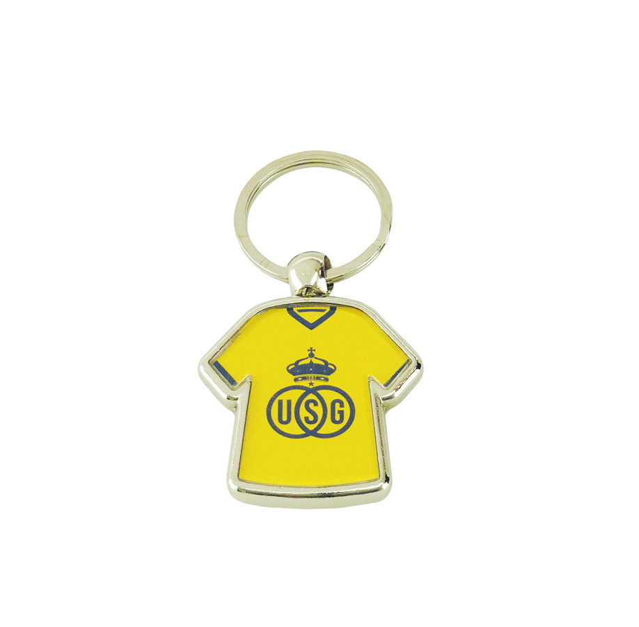 Topfanz Union Saint Gilles Keychain shirt