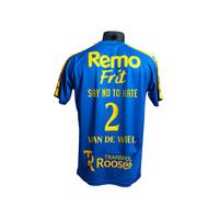 Topfanz Say No To Hate - shirt Van De Wiel-Novinchanova