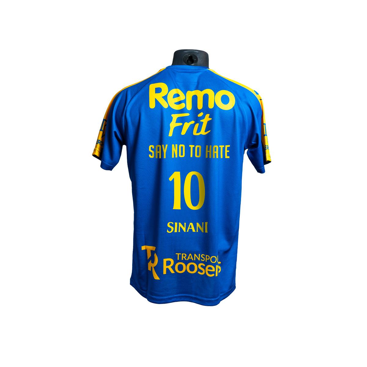 Topfanz Say No To Hate - shirt Sinani
