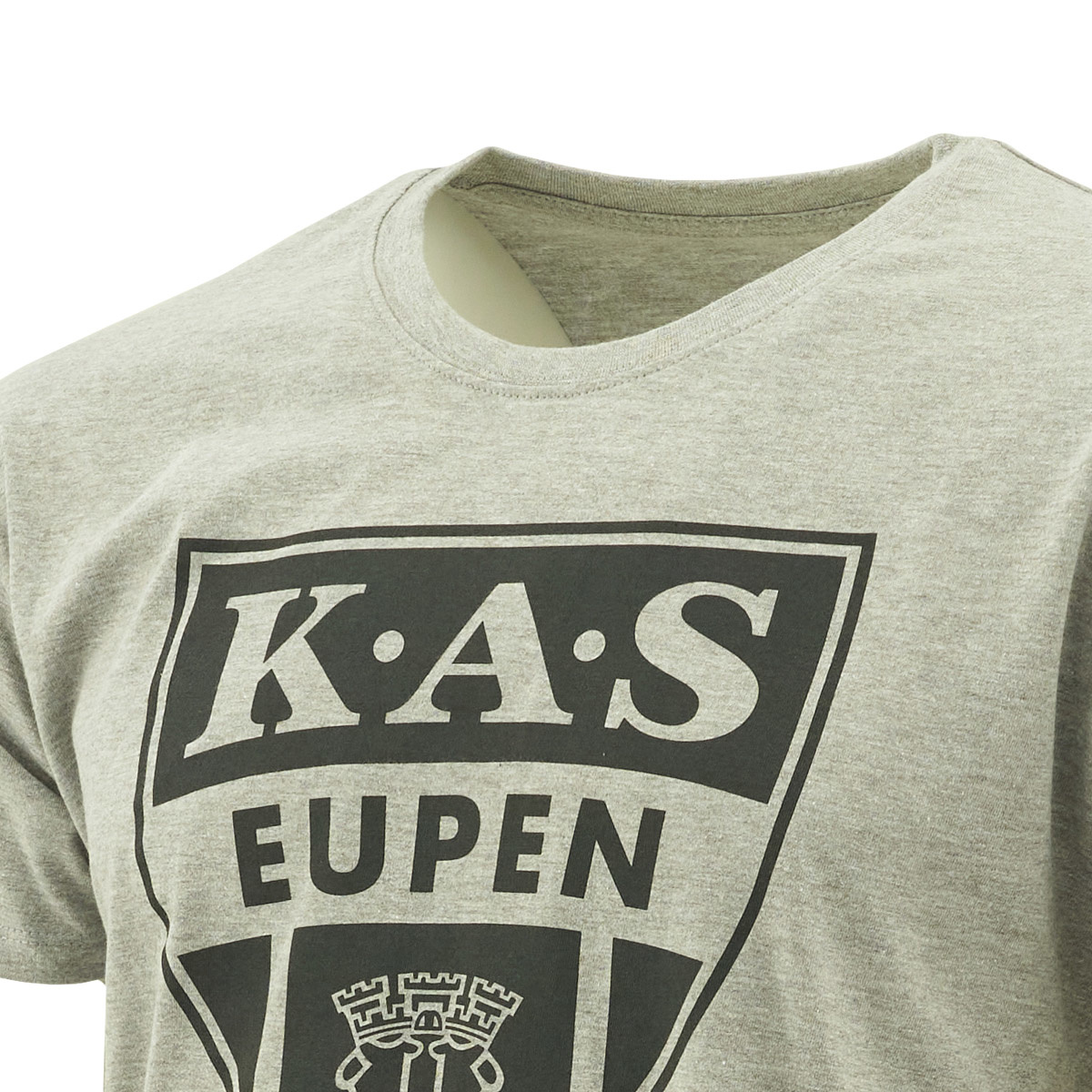Topfanz T-shirt grau logo