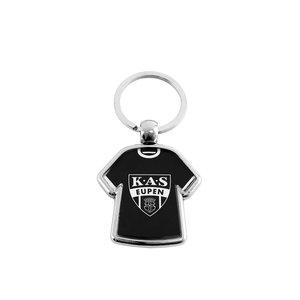 Schlüsselanhänger shirt schwarz