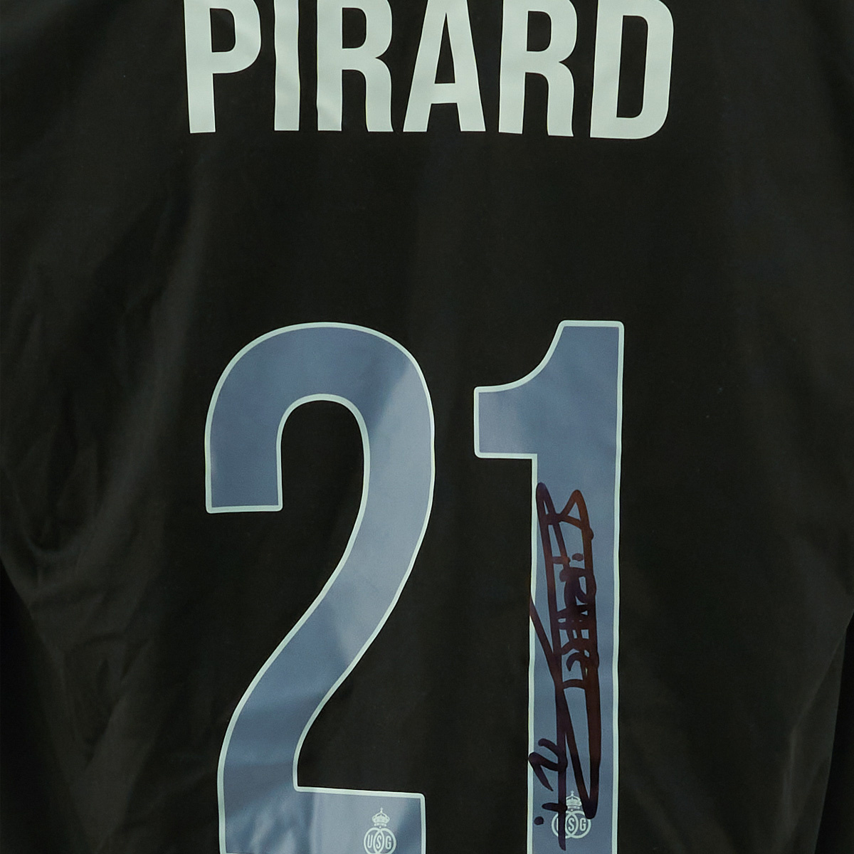 Topfanz #21 Lucas Pirard