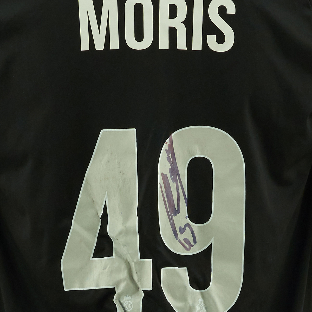 Topfanz #49 Athony Moris
