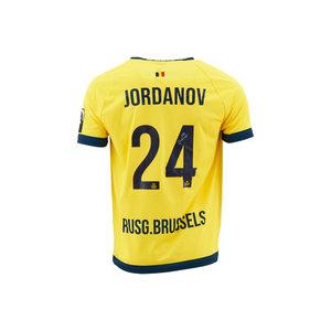 #24 Edisson Jordanov