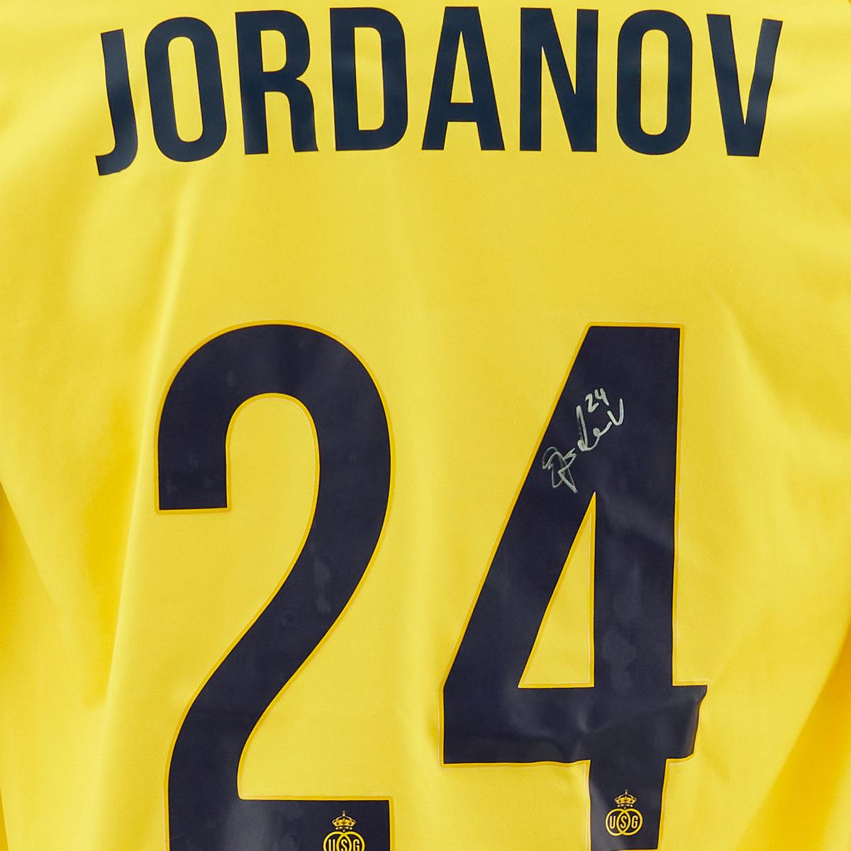 Topfanz #24 Edisson Jordanov