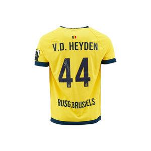 #44 Siebe Van Der Heyden