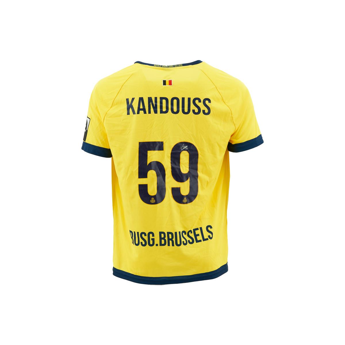 Topfanz #59 Ismaël Kandouss