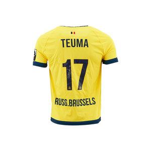 #17 Teddy Teuma