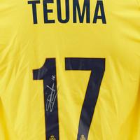 Topfanz #17 Teddy Teuma