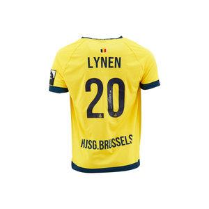 #20 Senne Lynen