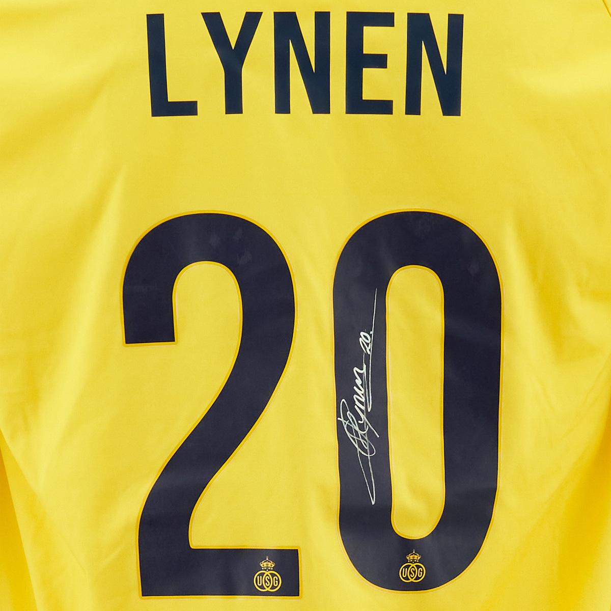 Topfanz #20 Senne Lynen