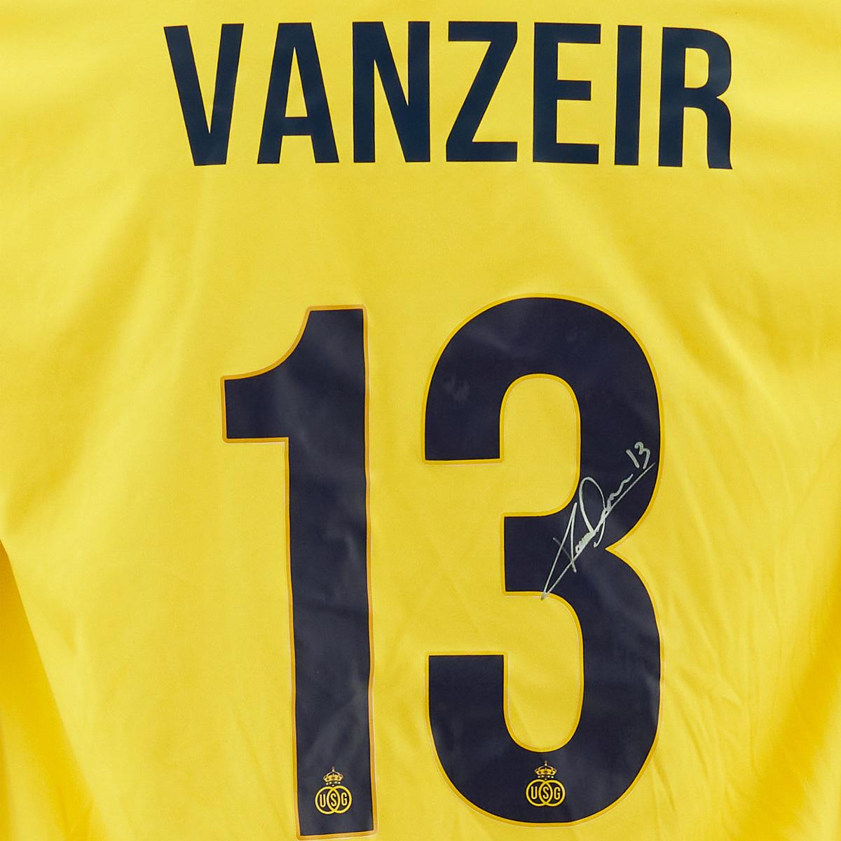 Topfanz #13 Dante Vanzeir