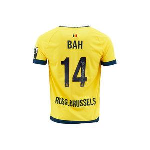 #14 Ibrahima Bah