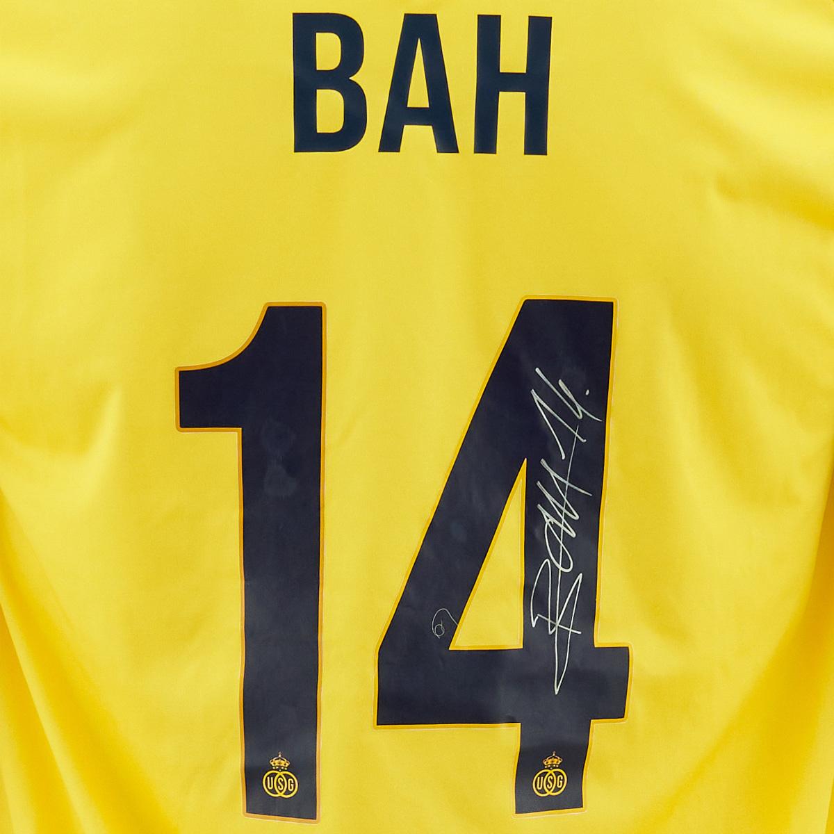 Topfanz #14 Ibrahima Bah