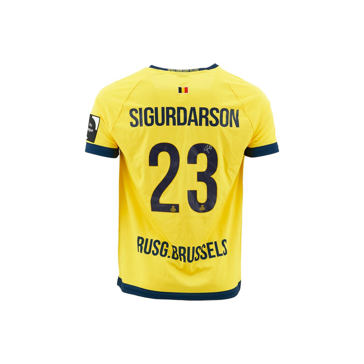 Topfanz #23 Aron Sigurdarson